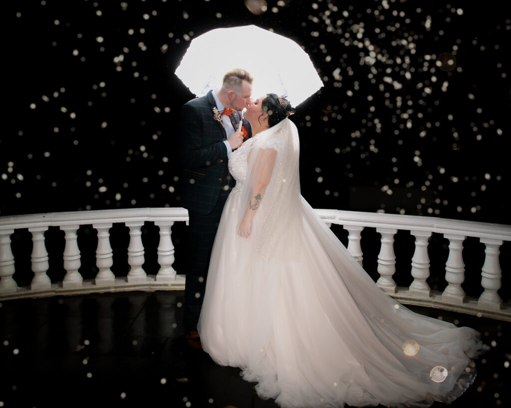 Gemma and Paul Wedding Photography at Manor Parc Hotel in Thornhill Cardiff, Bride and groom